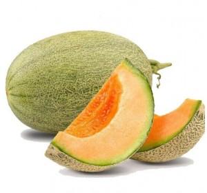 新疆吐鲁番西州蜜25号网纹哈密甜瓜新鲜水果生鲜