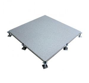 无边全钢防静电地板学校专用地板